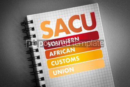 Business: SACU - Southern African Customs Union acronym #06493