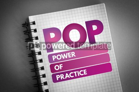 Business: POP - Power Of Prayer acronym #06505