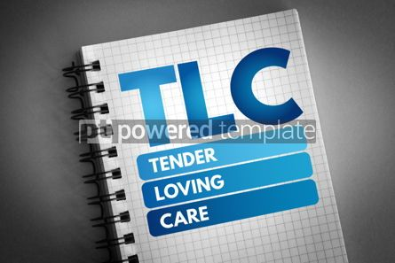 Business: TLC - Tender Loving Care acronym #06506