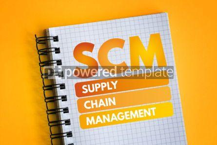 Business: SCM - Supply Chain Management acronym #06509