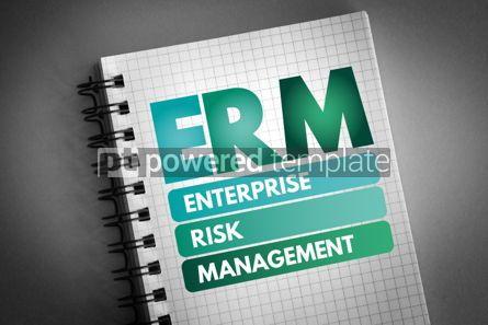 Business: ERM - Enterprise Risk Management acronym #06510