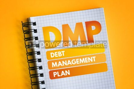 Business: DMP - Debt Management Plan acronym #06518