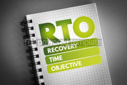 Business: RTO - Recovery Time Objective acronym #06521