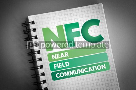 Technology: NFC - Near Field Communication acronym #06524