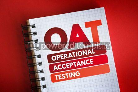 Technology: OAT - Operational Acceptance Testing acronym #06530
