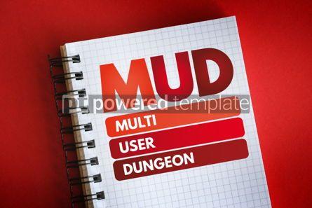 Technology: MUD - Multi User Dungeon acronym #06531