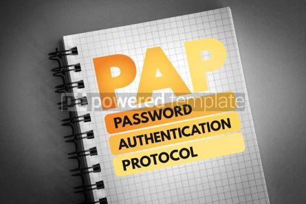 Technology: PAP Password Authentication Protocol acronym #06532