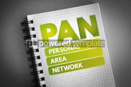 Technology: PAN - Personal Area Network acronym #06534