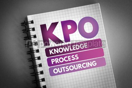 Business: KPO - Knowledge Process Outsourcing acronym #06542
