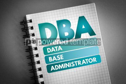Technology: DBA - Database Administrator acronym #06547
