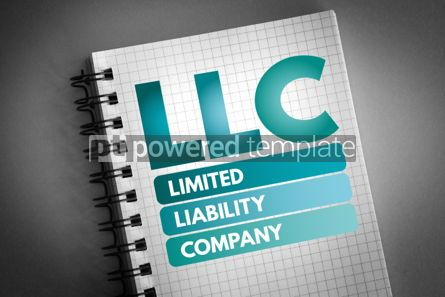 Business: LLC - Limited Liability Company acronym #06548