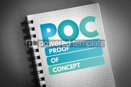 Business: POC - Proof of Concept acronym #06553