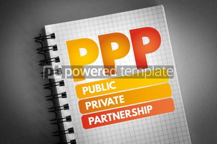Business: PPP - Public Private Partnership acronym #06554
