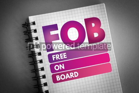 Business: FOB - Free On Board acronym #06555