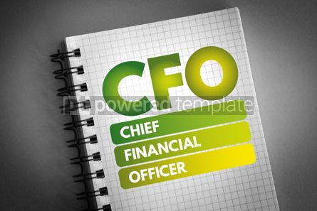 Business: CFO - Chief Financial Officer acronym #06556