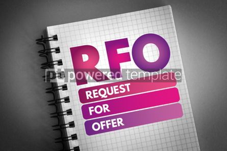 Business: RFO - Request For Offer acronym #06559