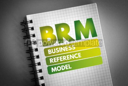 Business: BRM - Business Reference Model acronym #06560