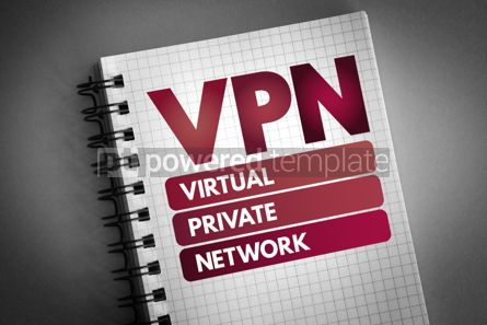 Technology: VPN - Virtual Private Network acronym #06562