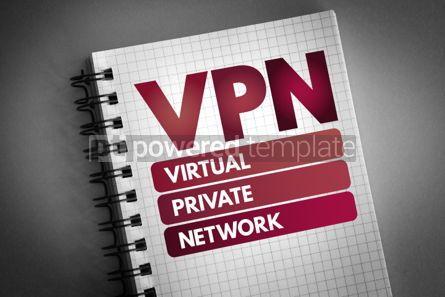 Technology: VPN - Virtual Private Network acronym #06562