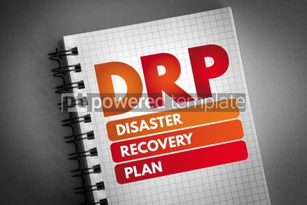 Business: DRP - Disaster Recovery Plan acronym #06566