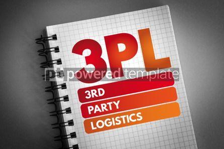 Business: 3PL - 3rd Party Logistics acronym #06567