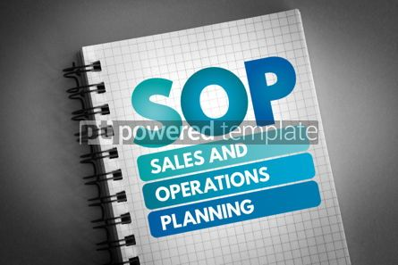 Business: SOP - Sales and Operations Planning acronym #06569