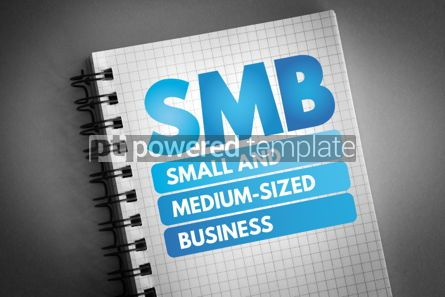 Business: SMB - Small and Medium-Sized Business acronym #06570