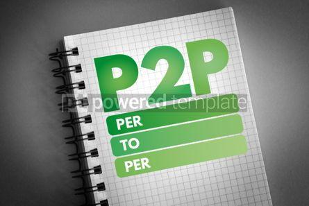 Technology: P2P - Per to Per acronym #06576