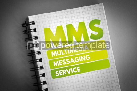 Technology: MMS - Multimedia Messaging Service acronym #06577