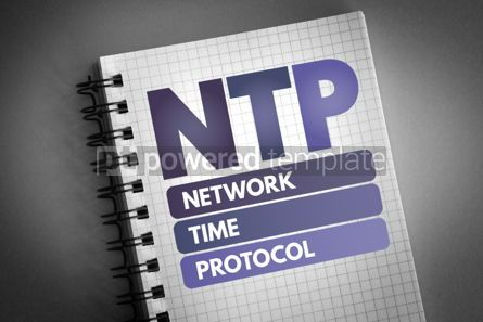 Technology: NTP - Network Time Protocol acronym #06588