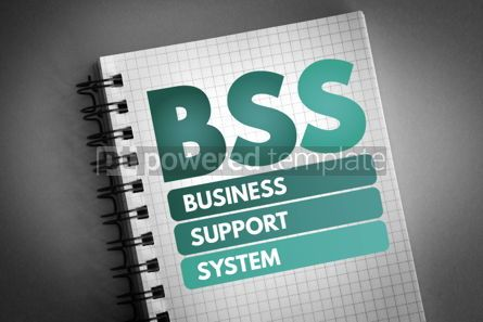 Business: BSS - Business Support System acronym #06590