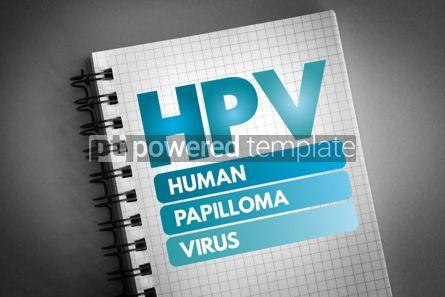 Health: HPV - Human Papilloma Virus acronym #06591