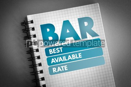 Business: BAR - Best Available Rate acronym #06595