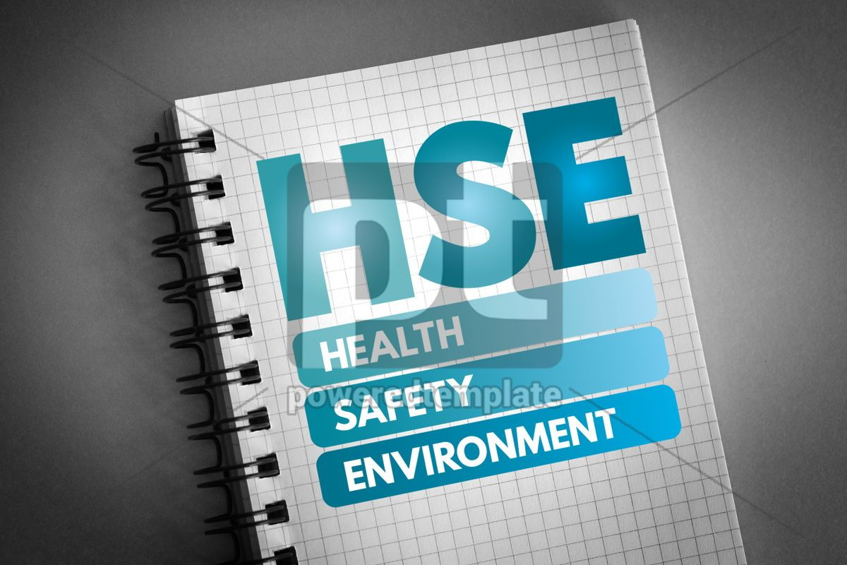 Hse Health Safety Environment Acronym Foto Stok 62340