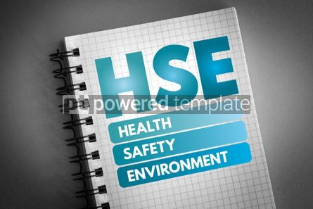 Health: HSE - Health Safety Environment acronym #06598