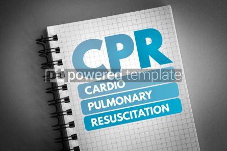 Health: CPR - Cardiopulmonary Resuscitation acronym #06599