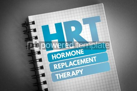 Health: HRT - Hormone Replacement Therapy acronym #06600