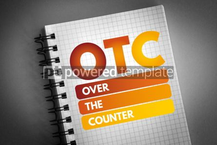 Business: OTC - Over The Counter acronym #06601