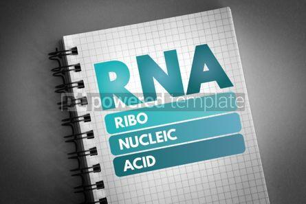Health: RNA - Ribonucleic acid acronym #06613