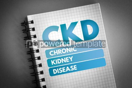 Health: CKD - Chronic Kidney Disease acronym #06614