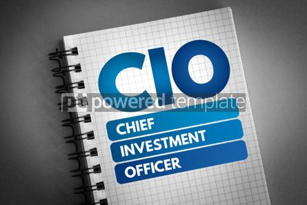 Business: CIO - Chief Investment Officer acronym #06626