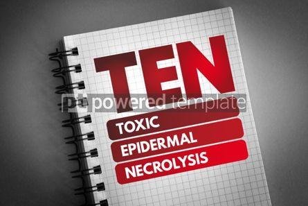 Health: TEN - Toxic Epidermal Necrolysis acronym #06634
