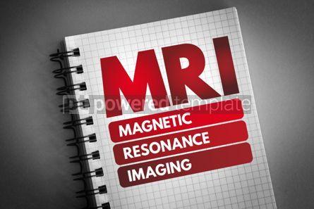 Health: MRI - Magnetic Resonance Imaging acronym #06635