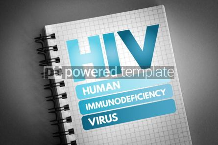 Health: HIV - Human Immunodeficiency Virus acronym #06637