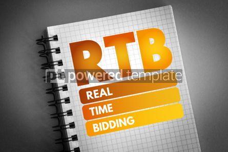 Business: RTB - Real-time bidding acronym #06638