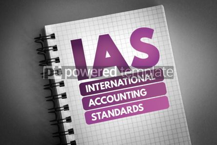Business: IAS - International Accounting Standards acronym #06643