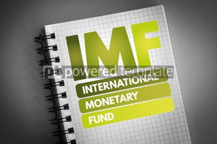 Business: IMF - International Monetary Fund acronym #06645