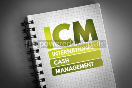 Business: ICM - International Cash Management acronym #06646