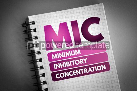 Health: MIC - Minimum Inhibitory Concentration acronym #06651