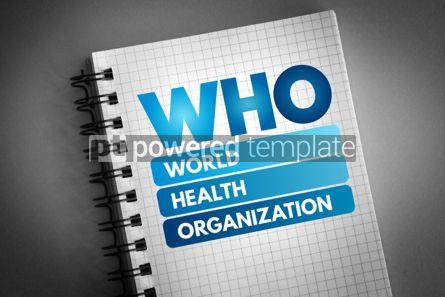 Health: WHO - World Health Organization acronym #06657